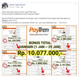 Cara Mendaftar Paytren