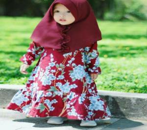 jilbab bergo syari anak