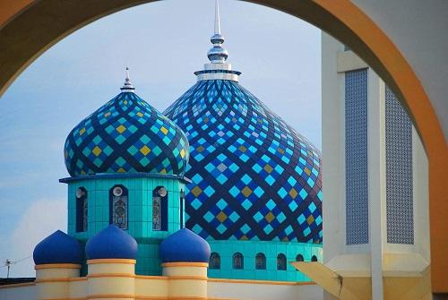 Kontraktor Kubah Masjid Jambi Palembang